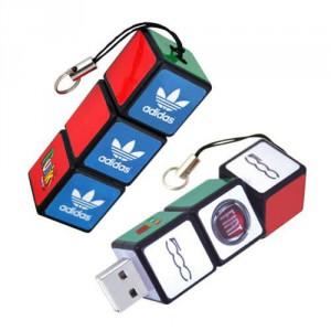 Clé USB Rubik's Cube personnalisée
