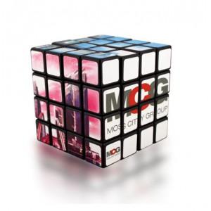 Grand Rubik's Cube publicitaire 4x4