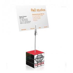 Clip-mémo Rubik's Cube personnalisé