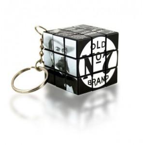 Porte-clé Rubik's Cube publicitaire
