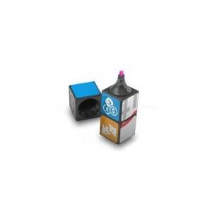 Surligneur Rubik's Cube publicitaire
